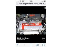 Looking for SAAB b204 engine and loom or C20XE plus F20 gearbox and shafts