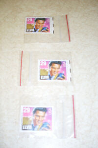 ELVIS Collector Stamps