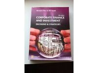 Accounting and finance books plus ACCA