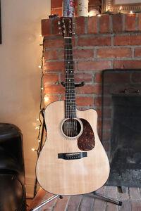 Martin DC-16GTE Acoustic Guitar