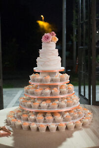 Cake & Cupcake stands (for rent only)