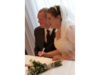 Wedding photographer/videographer