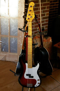 JAY TURER ELECTRIC BASS