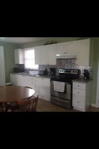Furnished All Inclusive Two Brm Apartment - May 1st