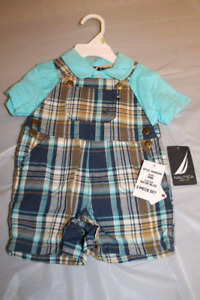 Infant boys Nautica short set.  New with tags. In Alliston.