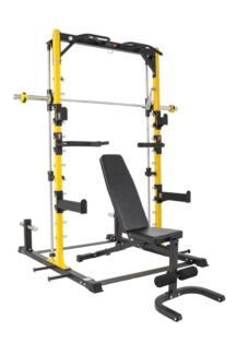 Orbit max smith machine and FID bench