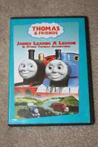 Thomas & Friends (James Learn a Lesson) DVD