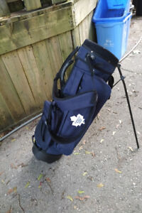 Toronto maple leafs golf stand bag - price reduced