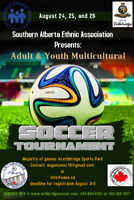 Adult and Youth Multicultural Soccer Tournament