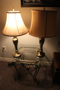 Table Lamps with Shades