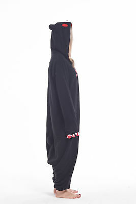 Women Men Unisex Adult Onesie0 Animal Bear Kigurumi Pajamas Cosplay Costume