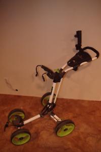 Tommy Armour 4 wheel golf cart