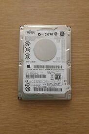 hard drive Sata 160GB OS x El Capitan for Apple Mac