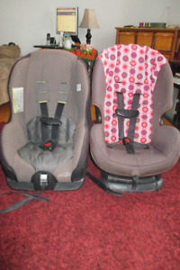 Evenflo Tribute and Safety 1st Convertible Car Seats