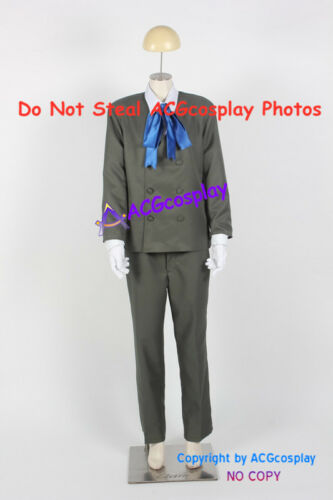 Hellsing Cosplay Integra Hellsing Cosplay Costume include gloves