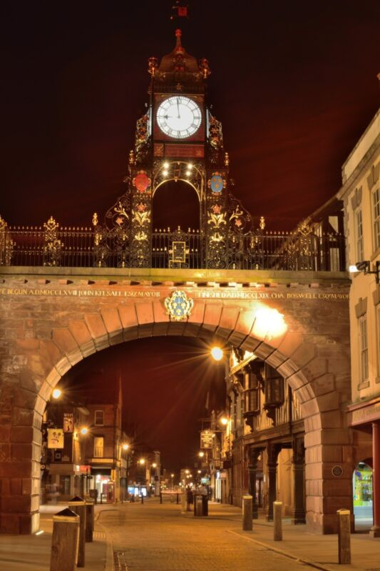 Night+Time+And+Light+Trails+Photography+Course+Chester+for+Digital+Cameras