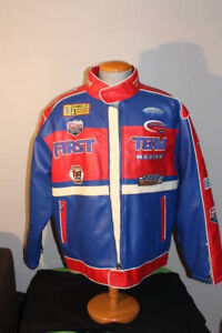 AUTHENTIC RB Racing Jacket w/Logos Brand New w/Tags