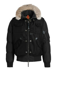 Parajumpers high fill carrier black NEW