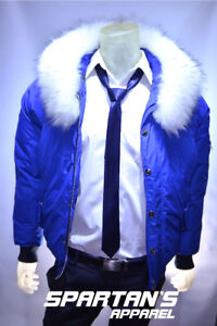 MENS Down Winter Jacket BY SPARTAN'S APPAREL