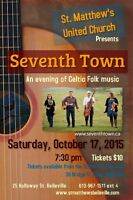 SEVENTH TOWN CELTIC BAND IN CONCERT