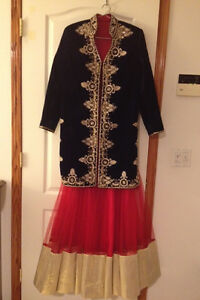 Indian formal outfit