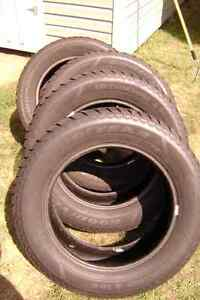 Need Winter Tires?, Various sizes