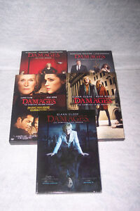 Damages: The Complete Series (15 Discs)