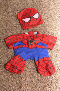 Build a Bear - Spiderman