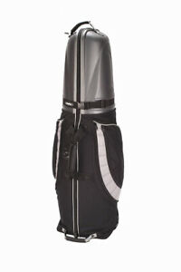 Golf Travel Bag with Hard ABS top