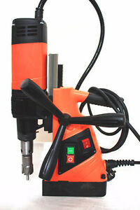 DX-35 Magnetic Drill and annular cutter set