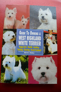 GUIDE TO OWNING A WEST HIGHLAND WHITE TERRIER ( BOOK )