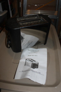 Two Slice Toaster, Brand new never used