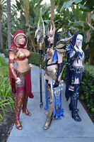 Need Cosplay Models for trade show July 21 - July 23