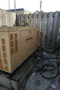 25KW Generac Generator