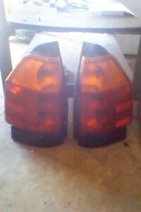 Taillights for 2004 Envoy