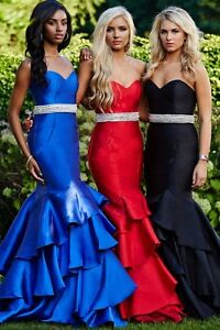 Red Jovani Prom Dress for sale