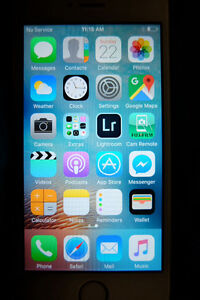 iPhone 5s rose gold 16gb unlocked
