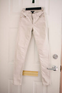Off White H&M Pants/Jeans