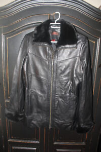 Danier leather women's jacket, small