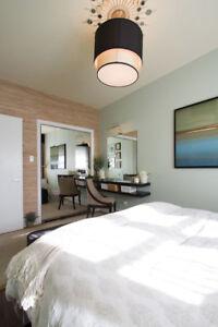 $2000 / 2br - 900ft2 - 4 1/2 meublé / Furnished 2br - Vieux MTL