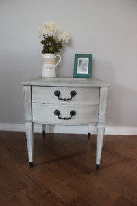 For Sale! Solid Wood Side Table/Night Stand.