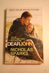 Nicholas Sparks - Dear John *Near perfect condition*