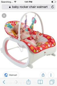 Looking for baby rocker