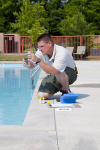 Pool and Spa Maintenance : Free Mobile Water Test