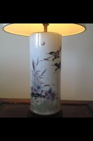 Gorgeous Up cycled Lamp Shade