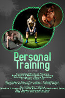 Get the Transformation You Want! - Personal Training