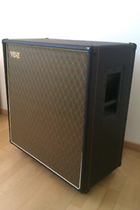 (Price Drop) Vox Custom V412BN 4x12 Guitar Cab/Cabinet