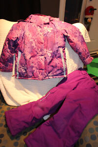 Girls 5T Snowsuit