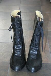 LaCrosse Western Lace Up Overboots