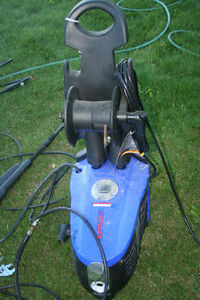 Simoniz Electric Pressure Washer and some parts
